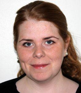 Auðbjörg Brynja Bjarnadóttir, ljósmóðir og hjúkrunarstjóri heilsugæslunnar á Klaustri.