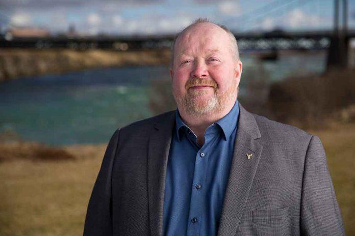 Gunnar Egilsson, bæjarfullrúi D-lista í Árborg.