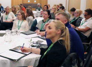 Nordic Babyswim Conference 2018. Mynd: GPP.