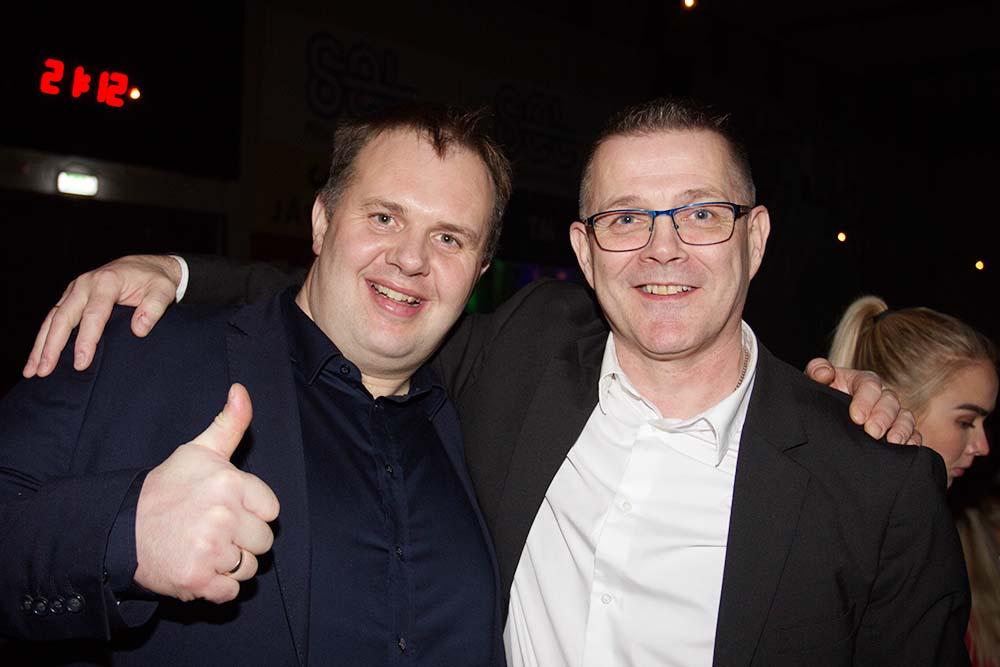Kristján Eldjárn og Ragnar Pálsson.