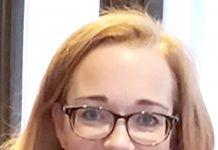 Ólafía Helga Þórðardóttir.