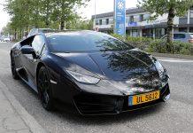 Lamborghini. Mynd: GPP.