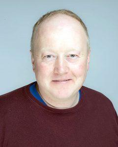 Sæmundur Helgason, sveitarstjórnarmaður á Höfn.