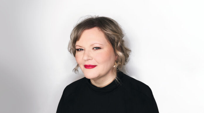 Kristjana Stefánsdóttir.